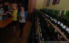 Košt vína v Míkovicích
