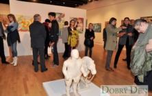 Slavnostní otevření výstav v Galerii Slováckého muzea