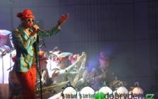 Koncert Vojty Dyka a B-Side Band ve Zlíně