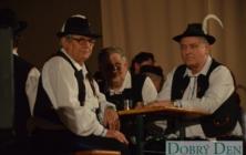 Pořad Žízeň k oslavě patnáctého výročí založení Mužského sboru Vlčnov