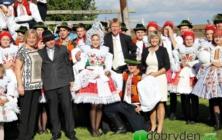 Slovácké hody s právem v Ostrožské Nové Vsi