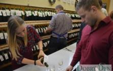 Výstava vín ve Vážanech