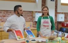 Tvář DOBRÉHO DNE - soutěžící Lenka Gavendová ve Slovácké škole vaření
