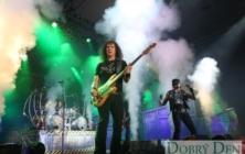 Koncert kapely Accept ve Zlíně