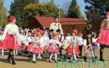 Slovácké hody s právem v Polešovicích