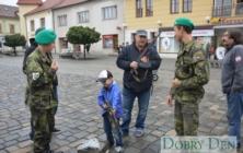 Den s armádou v Uherském Hradišti
