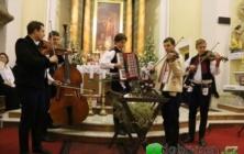 Vánoční koncert v Bánově