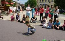 Dětská kuličkiáda v Buchlovicích