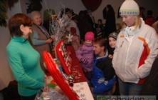 Rozsvícení vánočního stromu v Ostrožské Nové Vsi