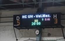 Hokej Uh. Hradiště - Vel. Meziříčí