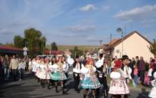 Slovácké hody s právem v Traplicích