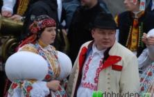 Slovácké hody s právem v Bílovicích
