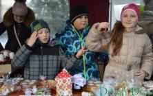 Rozsvícení vánočního stromu v Bílovicích