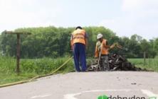 Oprava cyklostezky v Kunovském lese