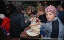 Loučení se sezónou 2012 v archeoskanzenu Modrá
