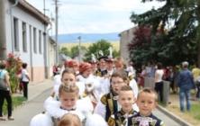 Slovácké hody v Újezdci a Těšově