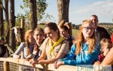 Otevření Stezky praturů v Modré