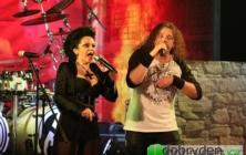 Velikonoční koncert Arakain s Lucií Bílou v Březolupech