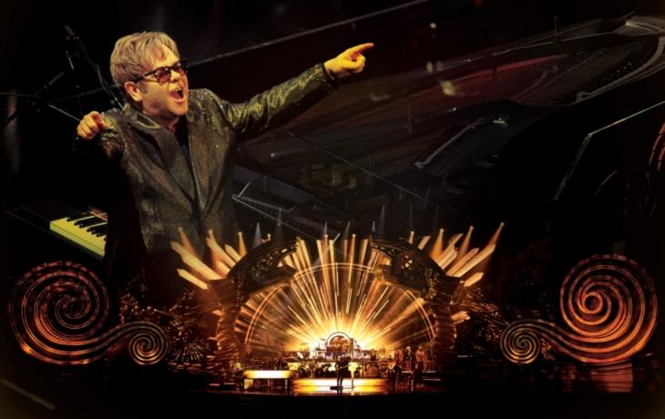 Elton v jeden den, v jednu hodinu