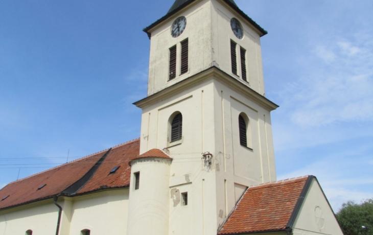 Sbírka zachraňuje kostel v Horním Němčí