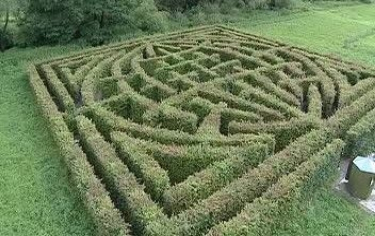 Veselí plánuje vznik labyrintu. U Vnorov už bludiště roste