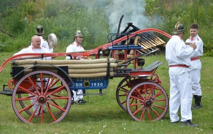 Ohni vzdorují už 130 let