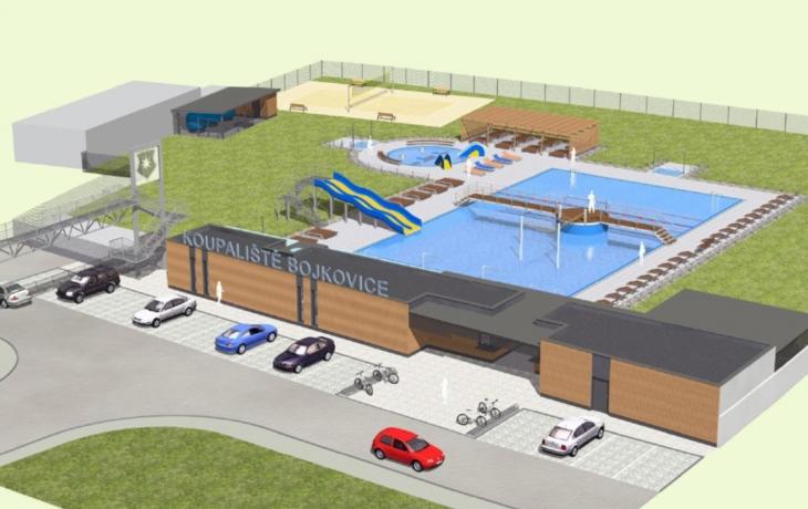 Bojkovické plány: nová pěší zóna, bazén i dopravní terminál
