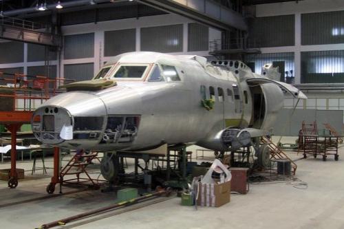 Čínský drak spustí Aircraftu záchranné lano