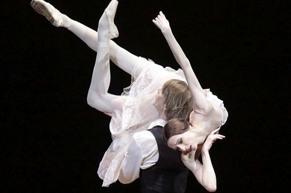 Dáma s kaméliemi Bolšovo baletu