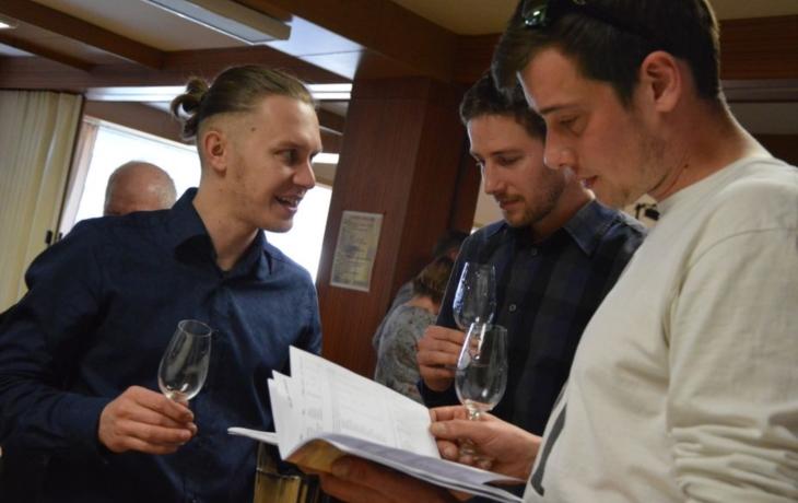 V Babicích zvítězilo loňské Chardonnay