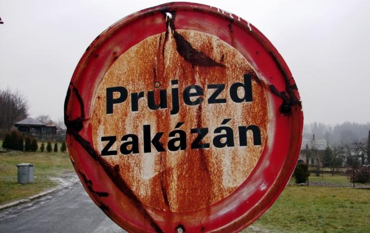 Do Huštěnovic jen s povolením