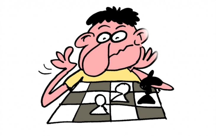 Postup oslavují šachisté Vlčnova