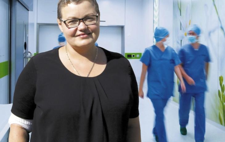 Pojišťovna ji odepsala. Ženě platí léčbu rakoviny i neznámí dárci