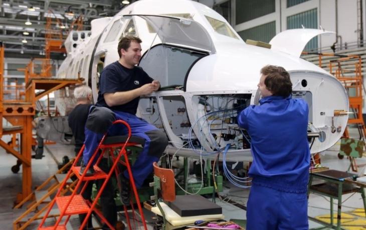 Aircraft zatím pád rublu neřeší. V plánu je zvyšování výroby i nábory