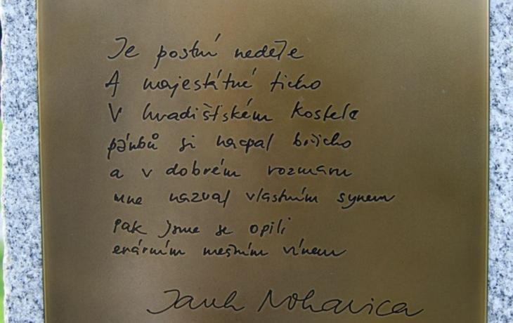 Věřícím vadí Nohavicův text