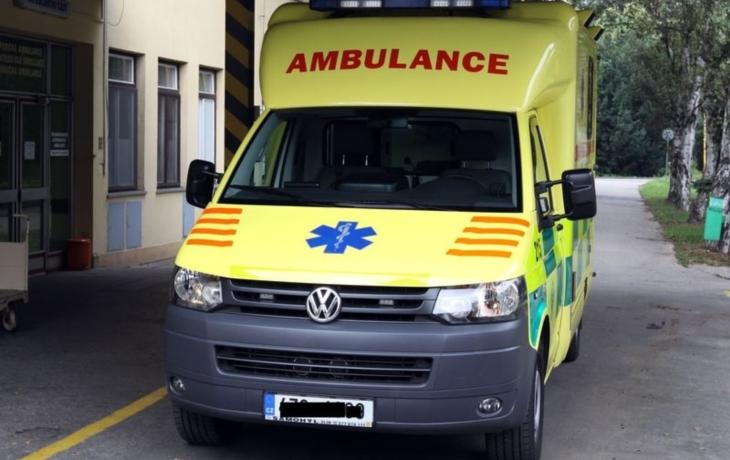 Nemocnice koupila další dvě sanitky