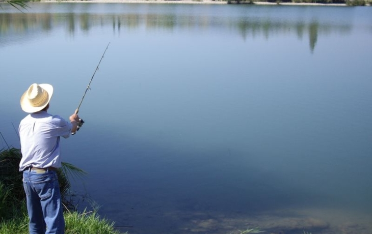 Rybářům hrozí u Štěrkáče pokuta