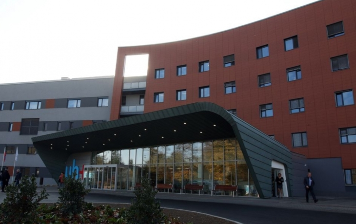 Pokud se situace s koronavirem vymkne, z nemocnice v Hradišti se stane jedno velké infekční oddělení