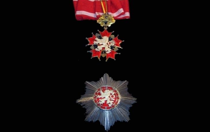 Československé řády a vyznamenání