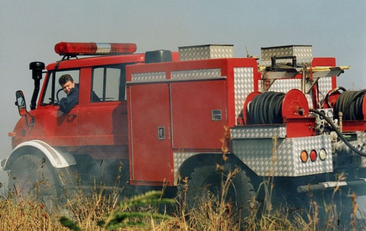 Dobrovolní hasiči čekají na nové vozy