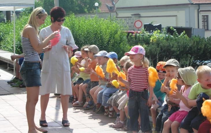 Zahrada školky se otevře všem dětem
