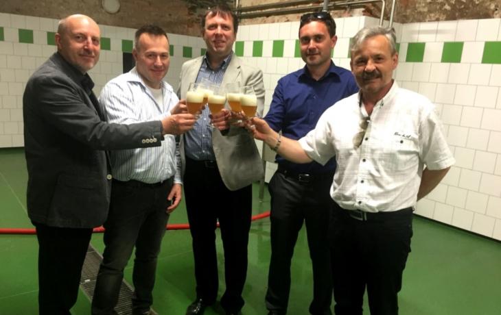 Jarošov se vrací  na pivní mapu, po 19 letech