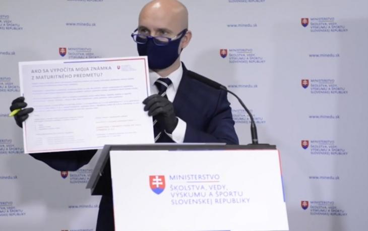 Maturita z průměru známek? Nápad se ujal, ale na Slovensku!