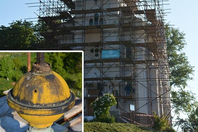 Stříbrnice vrací lesk svému chrámu na etapy