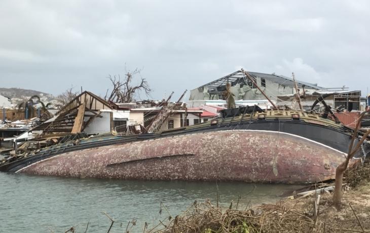 Zažila peklo na zemi. Pavla Hegerová přežila řádění hurikánu Irma na Svatém Martinu