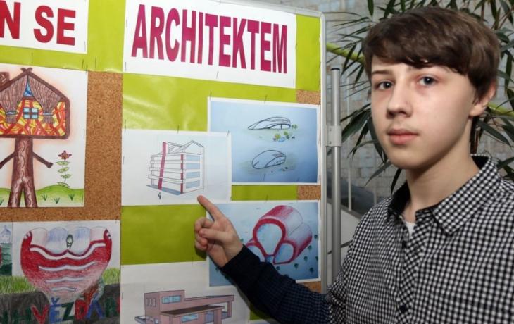 Budoucí architekti soutěžili