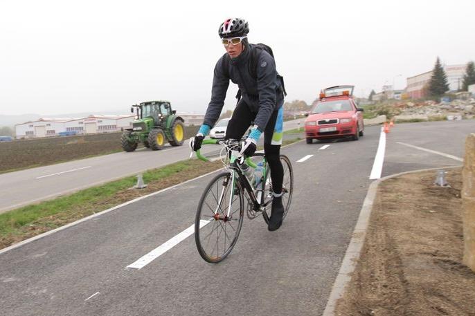 Horní Němčí a Slavkov se chtějí spojit cyklostezkou