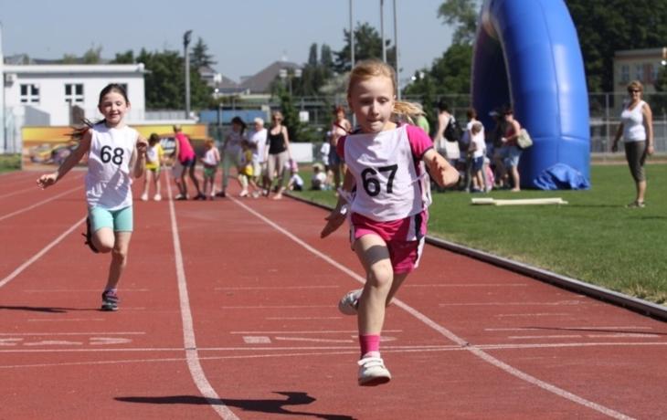 Sportování v olympijském duchu