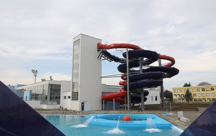 Aquapark jako vánoční dárek