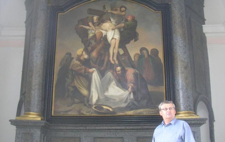 Do kaple se vrátil oltář i obraz